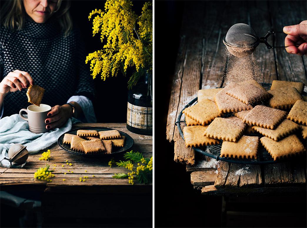 Receta de galletas caseras fácil y rápida