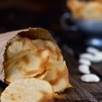 Chips de Fabes y {Cumpleaños Feliz}