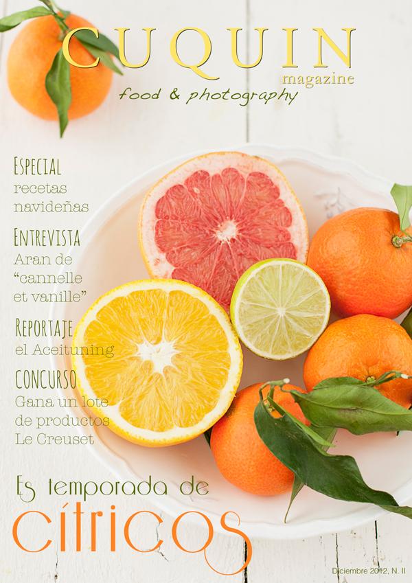 Cuquin Magazine Food & Photography nº 2