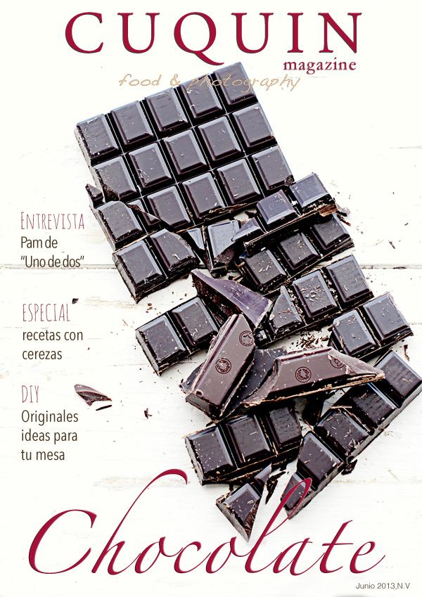 Chocolate y cerezas nuestros ingredientes estrellas