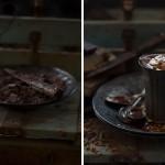 Chocolate a la taza aromatizado