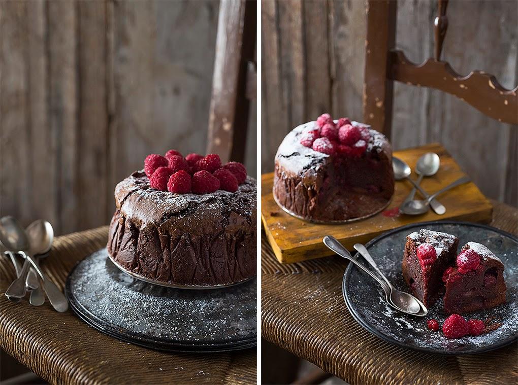 bizcocho_chocolate_frambuesa_receta