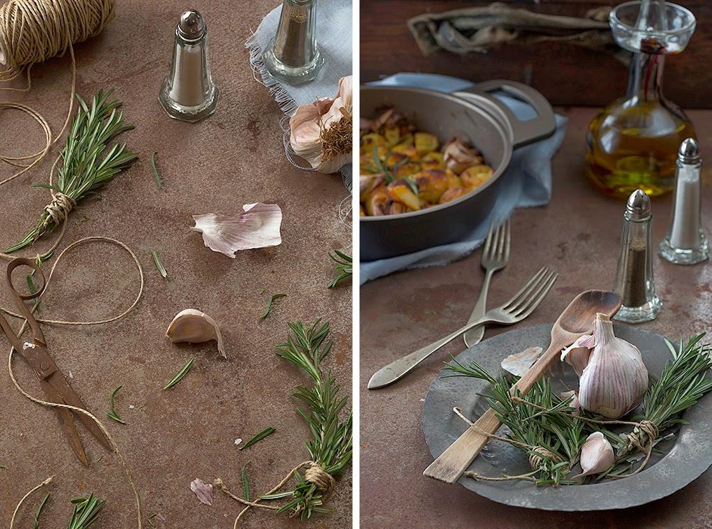 ingredientes patatas  Jamie Oliver