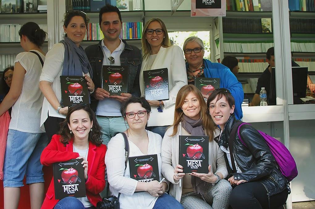 Feria del Libro de Madrid-La Mesa del Pecado