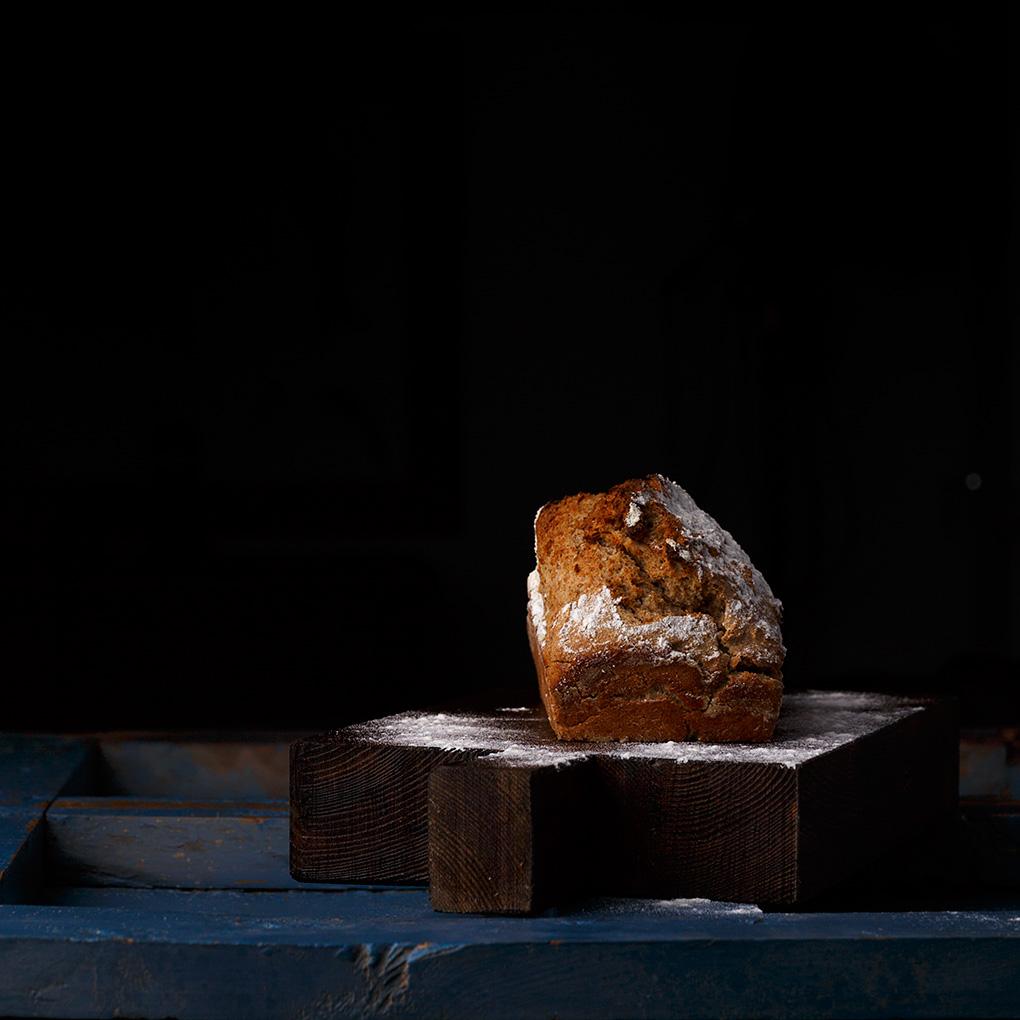 Pan de Soda de Ibán Yarza