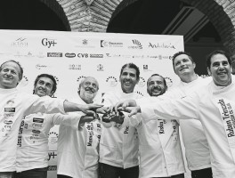 Cheffs en Cordoba Califato Gourmet