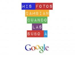Fotos en Google