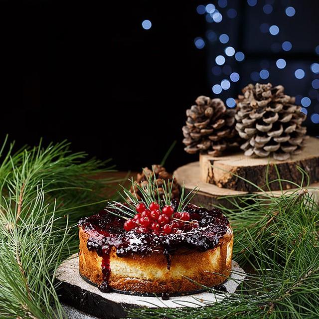 La Navidad bien se merece esta tarta,receta en el blog #december #christmas #sweet #cake #love #like #lostragaldabas #food #instamood #instalove #photography