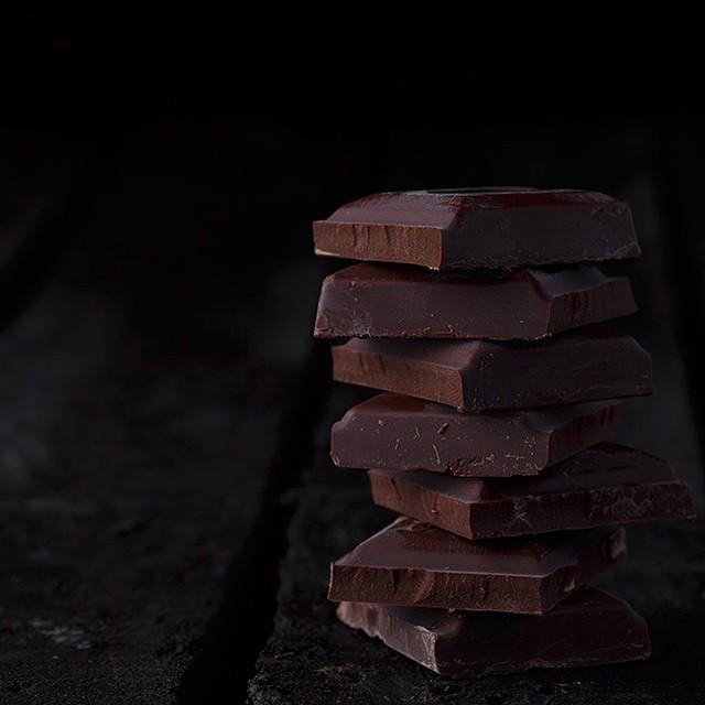 No puede faltar después de comer una jícara de chocolate negro #chocolate #food #foodporn #foodstylism #shoot #love