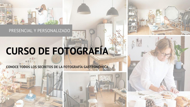 Curso de fotografía gastronómica