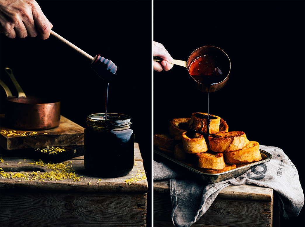 Como se hacer torrijas caseras