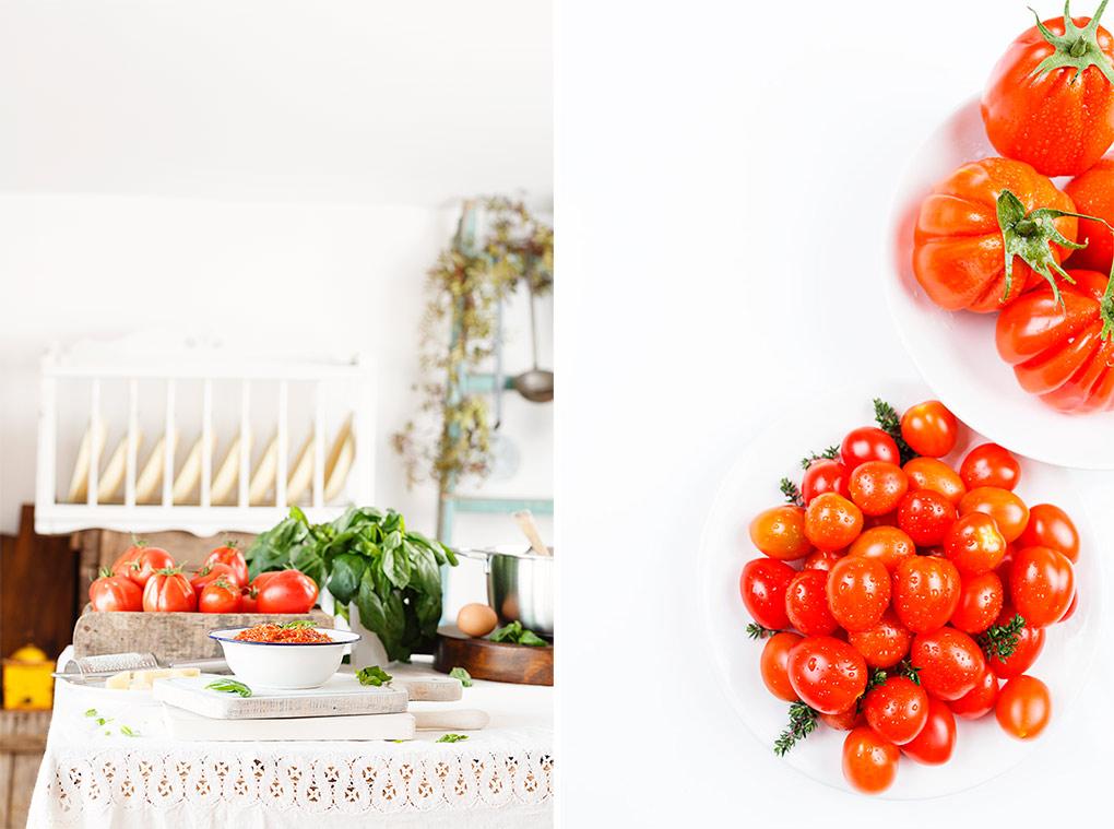 Consejos para hacer el tomate frito