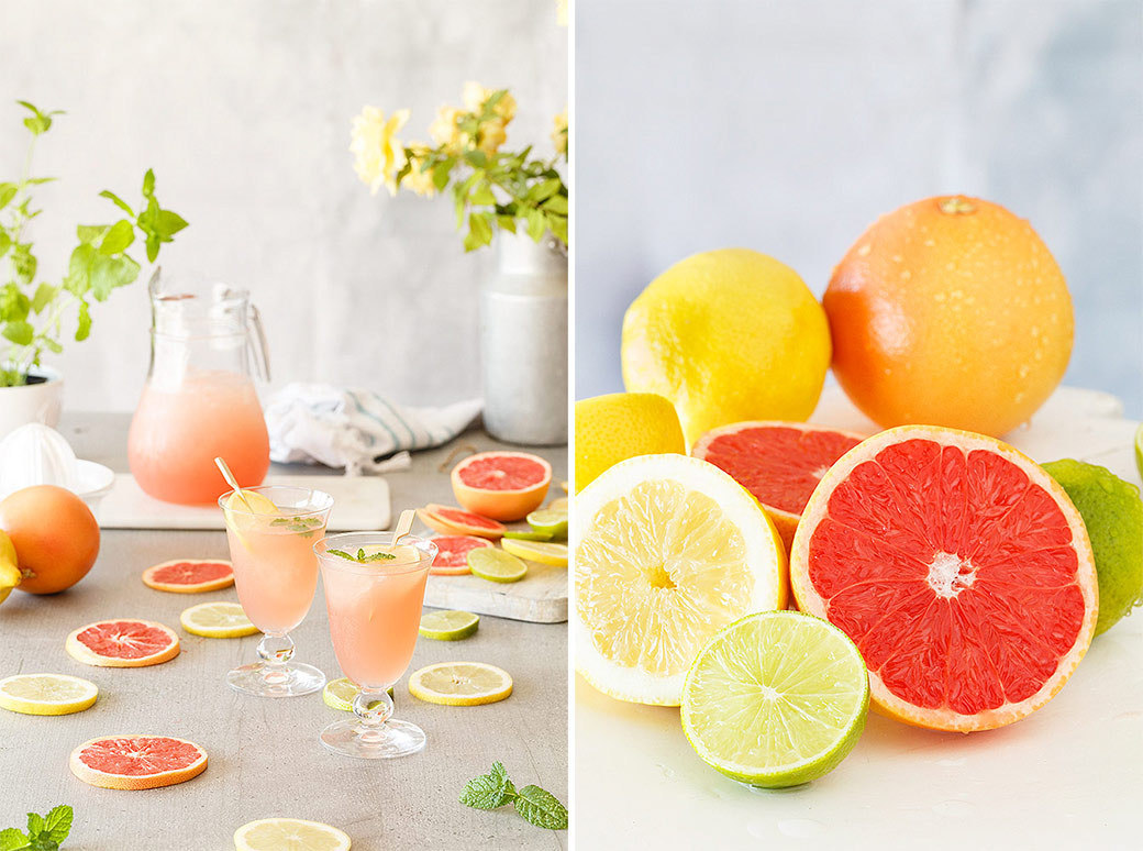 Como preparar granizado de fruta