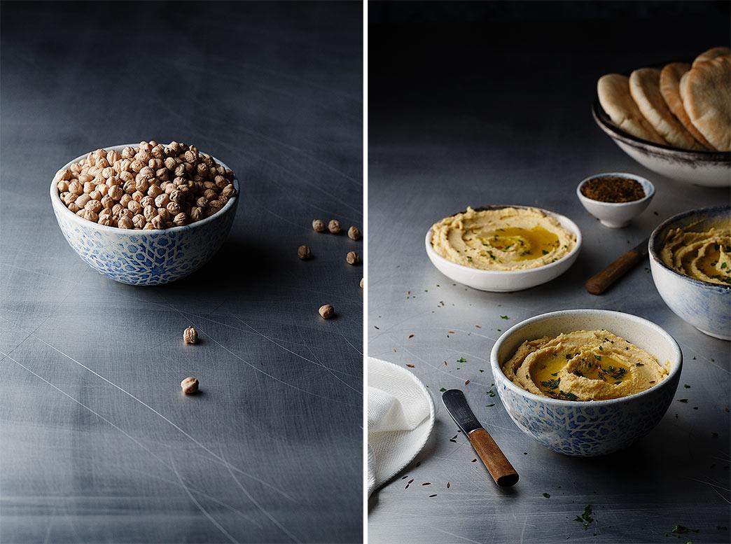 Hummus receta original