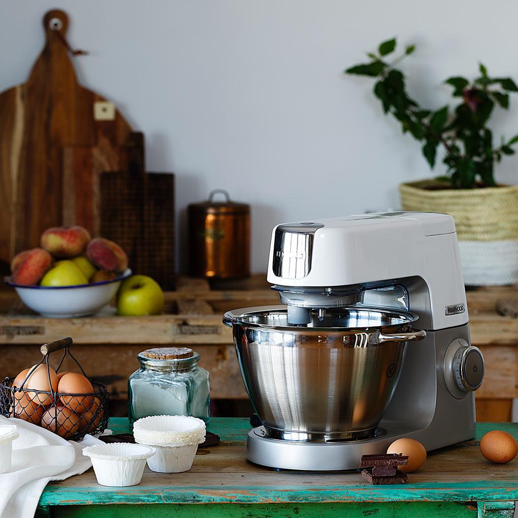 Sorteo de un robot de cocina Chef Sense de Kenwood
