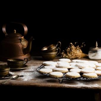 galletas mantequilla limon