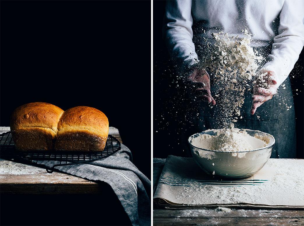 pan de leche casero esponjoso