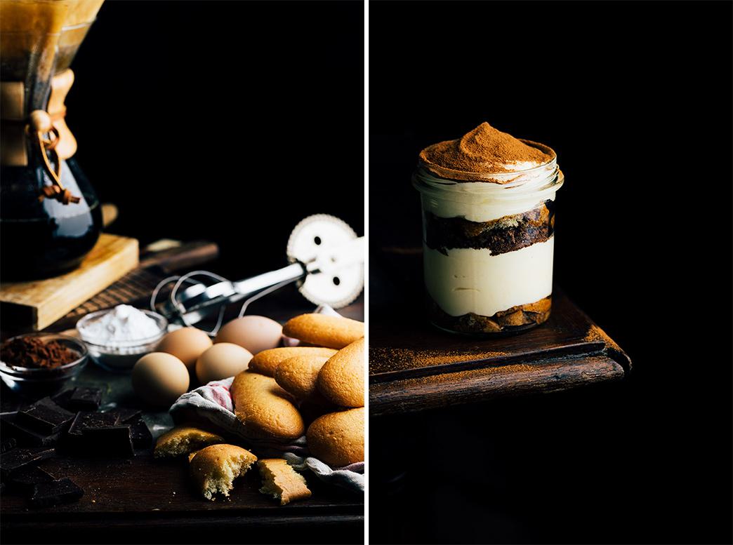 receta casera de tiramisú