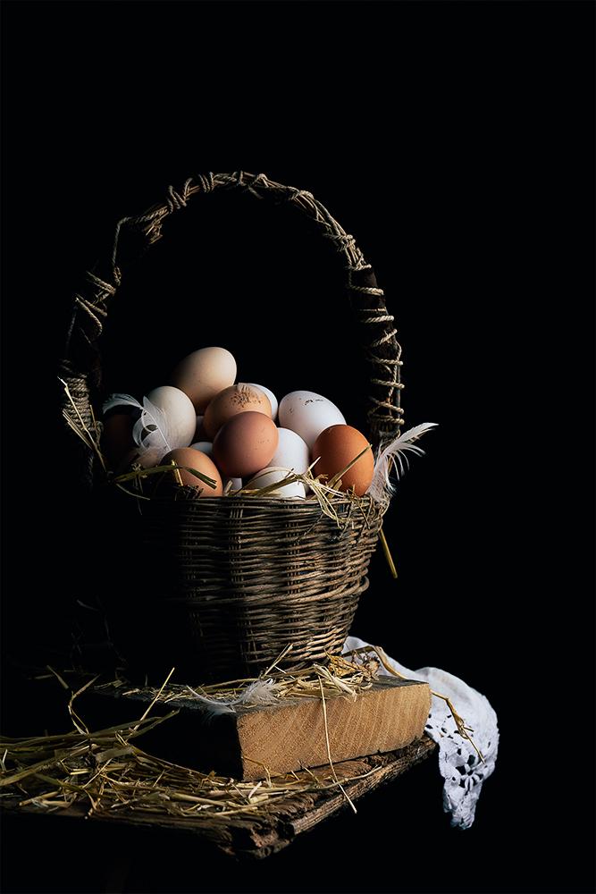 como cocer un huevo