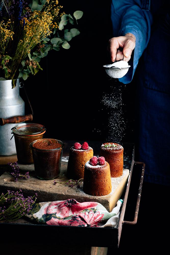 bizcochos en tarro en crockpot