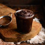 Crema de cacao casera