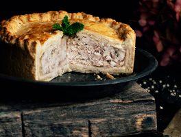 pastel de carne de melton mowbray